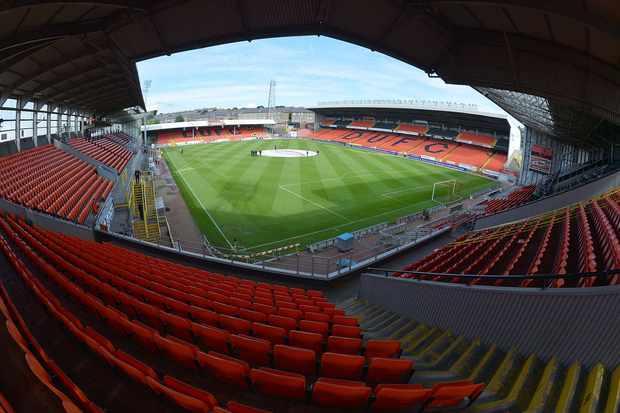 Dundee United Tannadice