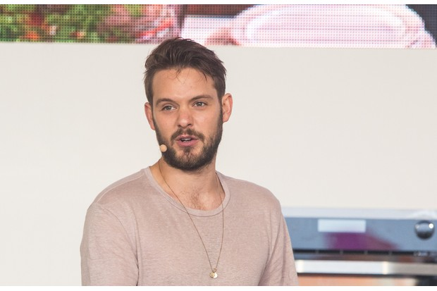 John Whaite, Getty