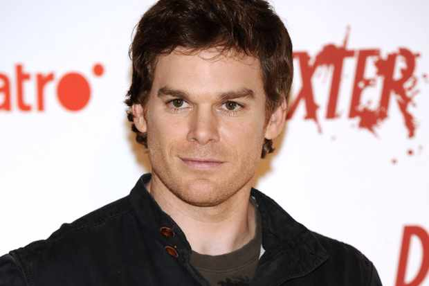 Michael C Hall.  (Photo by Carlos Alvarez/Getty Images)