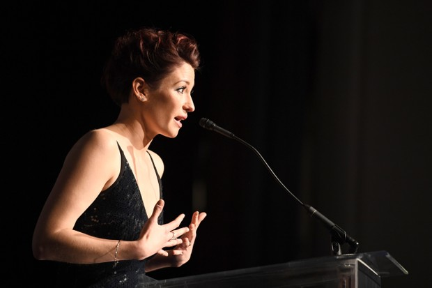 Chyler Leigh (Photo by Emma McIntyre/Getty Images for GLSEN)