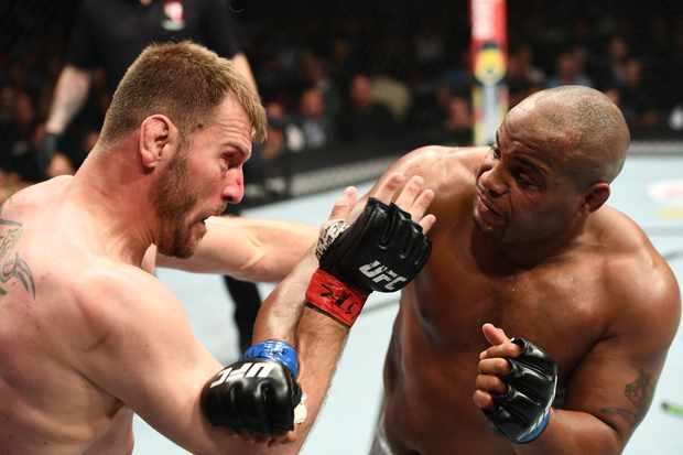 UFC Miocic Cormier