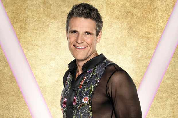 James Cracknell Strictly (BBC)