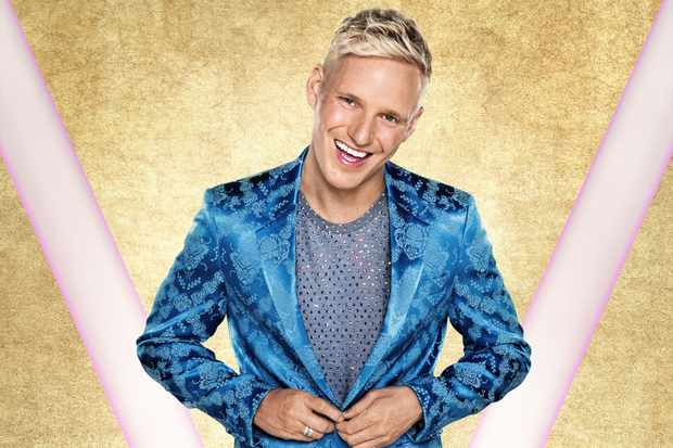 Jamie Laing Strictly (BBC)