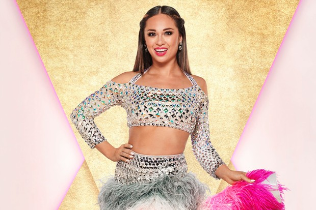 Katya Jones Strictly 2019 (BBC)