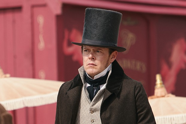 Kris Marshall plays Tom Parker