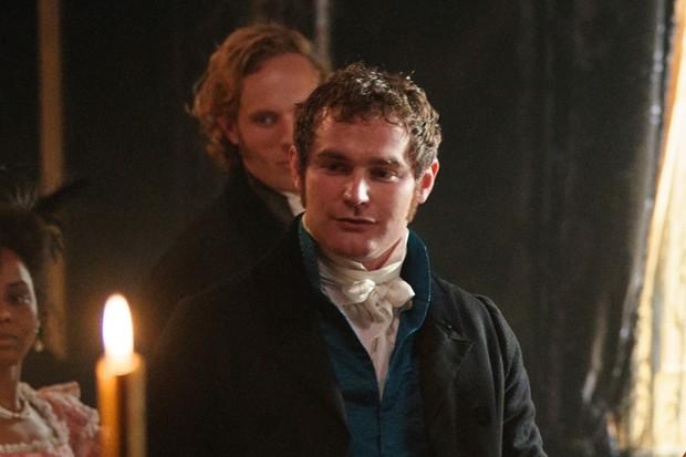 Mark Stanley plays Lord Babington in Sanditon