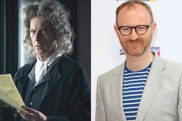 When is Peter Capaldi ghost story Martin's Close on TV?