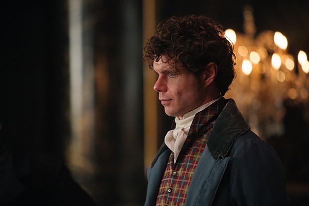 Matthew Needham plays Mr Crowe in Sanditon