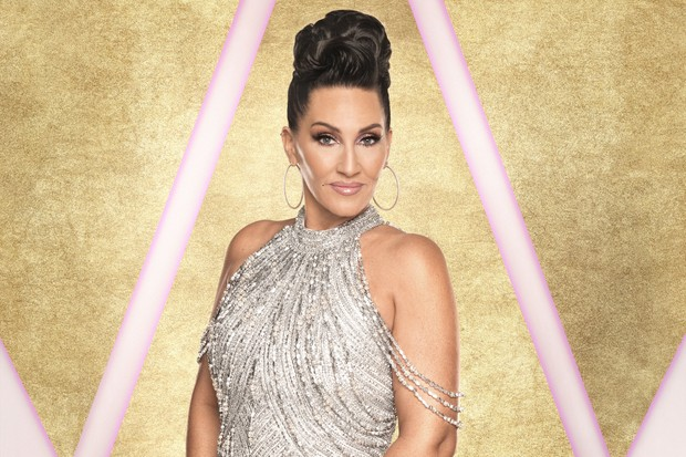 Michelle Visage Strictly (BBC)