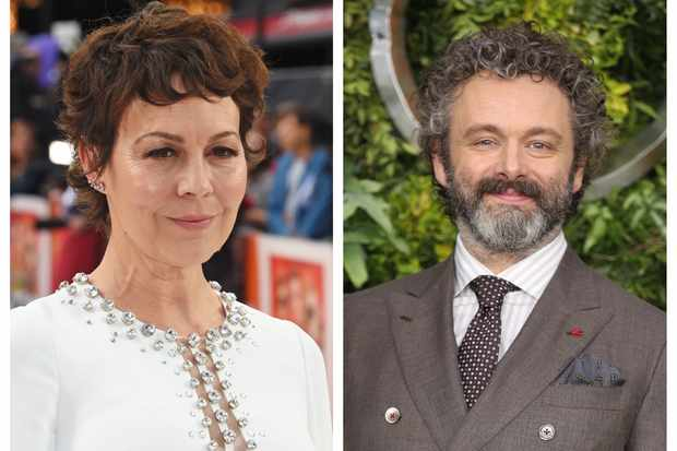 Quiz Helen McCrory and Michael Sheen (Getty)