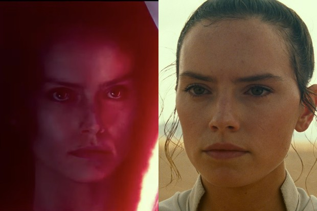 Star Wars Theories Has Rey Turned To The Dark Side In The Rise Of Skywalker Radio Times