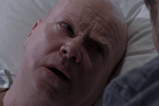 eastenders phil mitchell wakes up