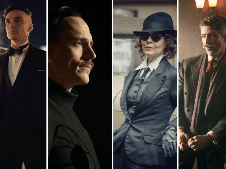 Peaky Blinders reveals series five start date – and some very intriguing first look photos