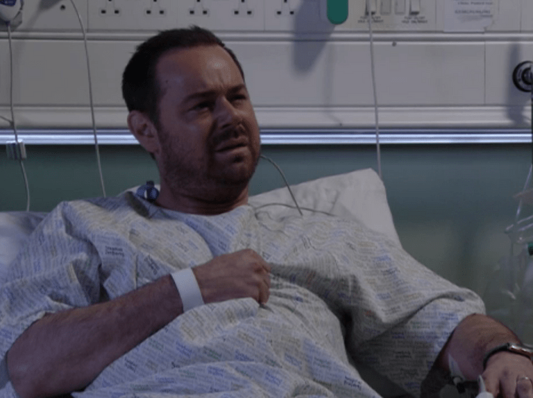 EastEnders reveals what's wrong with Mick and it's not a heart attack