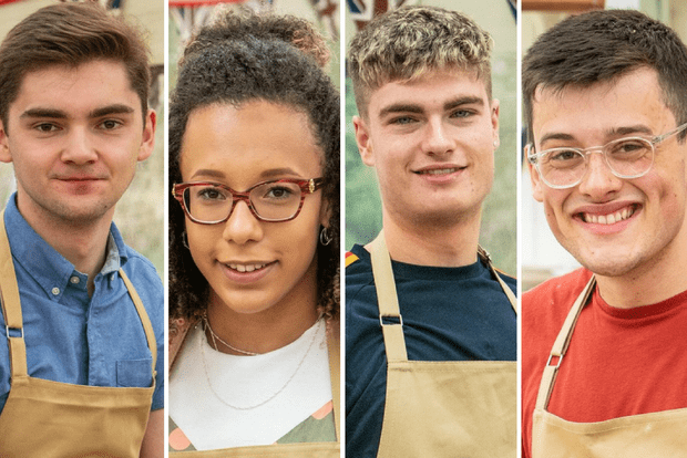 Bake off young