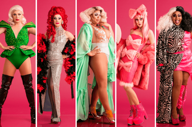 Drag Race UK contestants