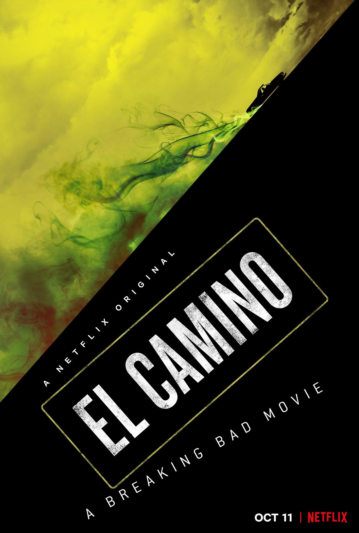 breaking bad movie el camino netflix release time, cast 1986 El Camino