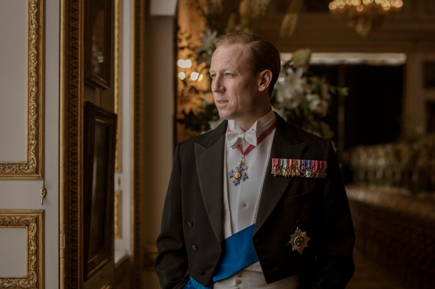 Tobias Menzies in The Crown season 3