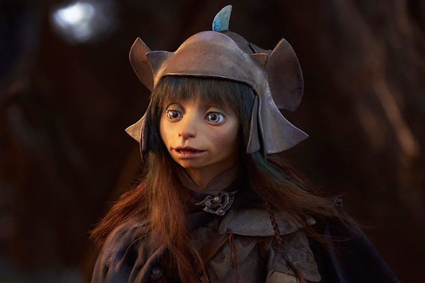 Taron Egerton's Rian in The Dark Crystal: Age of Resistance (Netflix)
