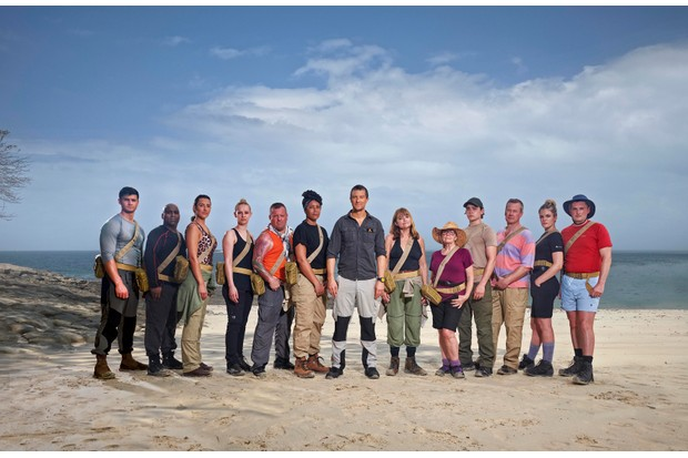 Treasure Island With Bear Grylls (Channel 4)