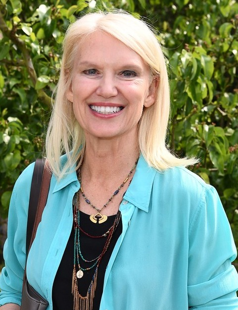 LONDON, ENGLAND - MAY 20: Anneka Rice attends the RHS Chelsea Flower Show 2019 press day at Chelsea Flower Show on May 20, 2019 in London, England. (Photo by Jeff Spicer/Getty Images)