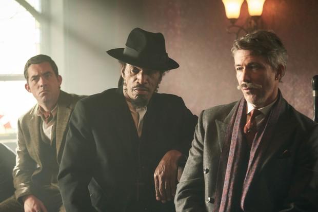 Peaky Blinders season 5 FULL cast   Cillian Murphy, Helen McCrory