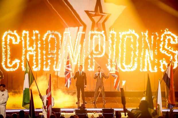 BGT The Champions ©Syco/Thames