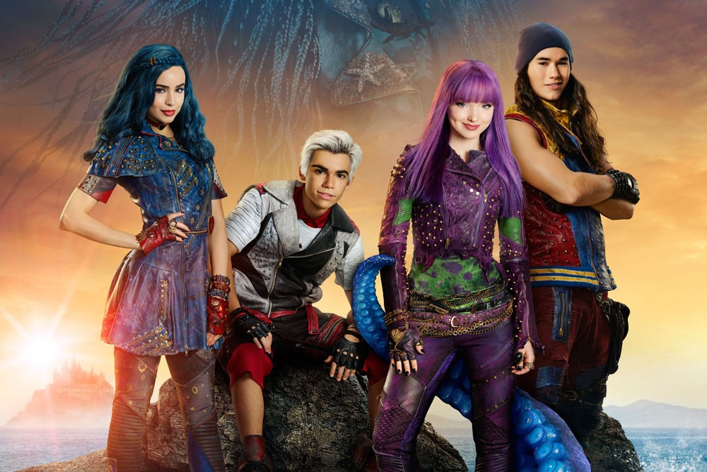 Descendants 3 | Disney channel UK air date, cast and Cameron