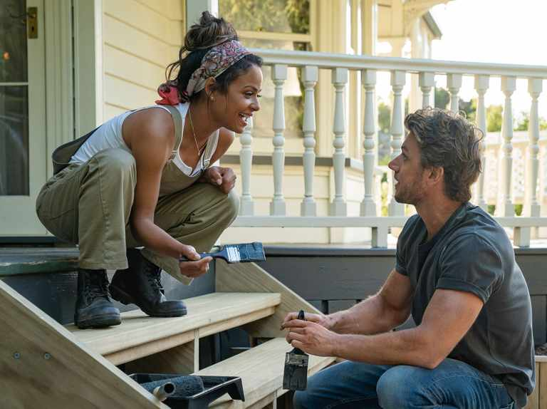 Netflix releases (very cheesy) trailer to Christina Milian romcom Falling Inn Love