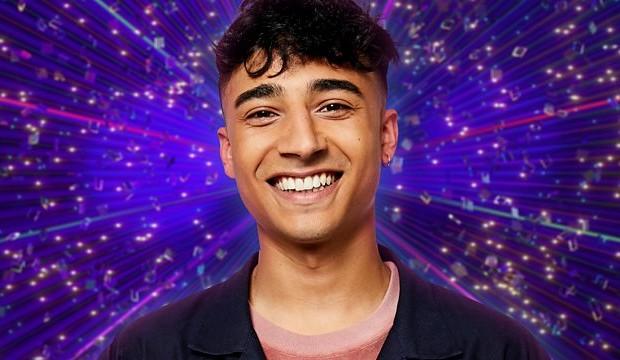 Karim Zeroual Strictly (BBC)
