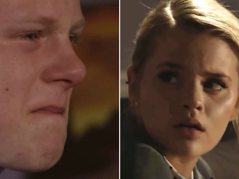 Lucy Beale returns to EastEnders as Bobby sees his dead sister