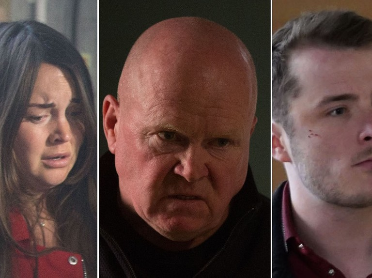 Who attacked Phil Mitchell on EastEnders? The story so far