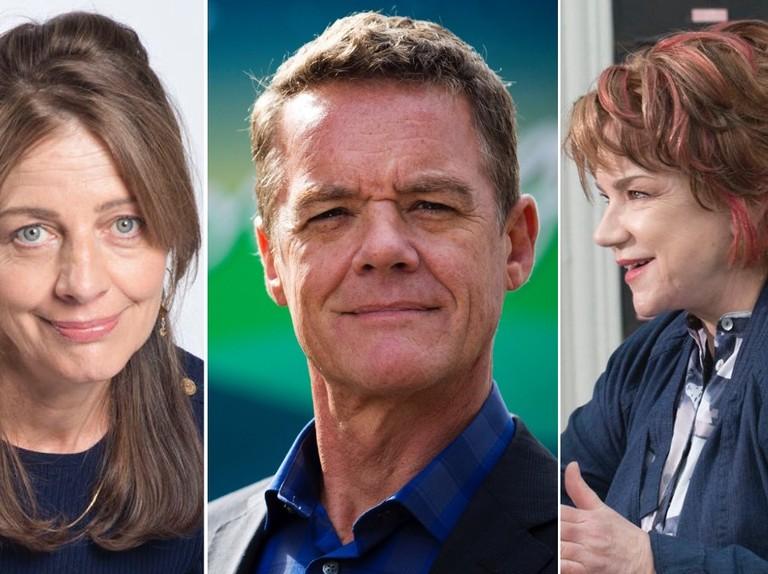 Gail returns to Neighbours as Paul's ex-wives launch revenge plot