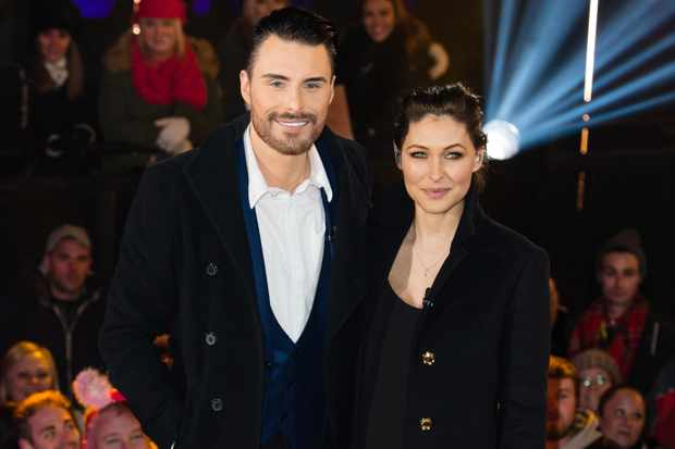 Rylan Clark-Neal and Emma Willis