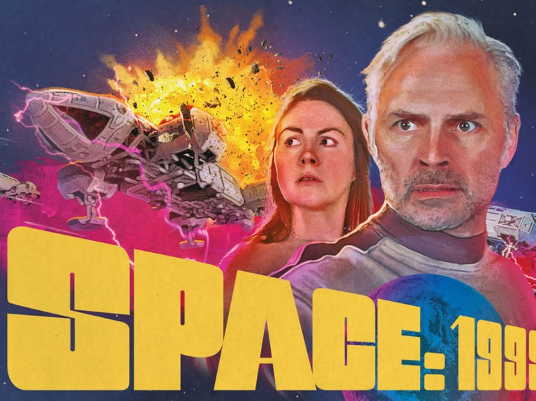 Gerry Anderson's classic Space: 1999 is being rebooted with a new cast