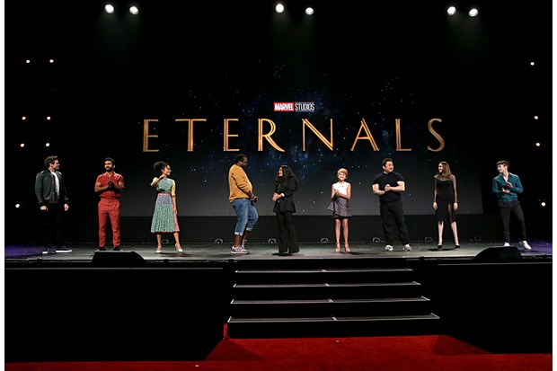 Marvel's The Eternals cast