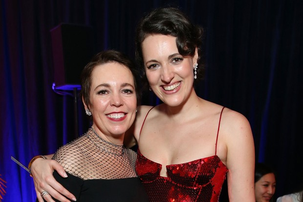 Olivia Colman Phoebe Waller-Bridge
