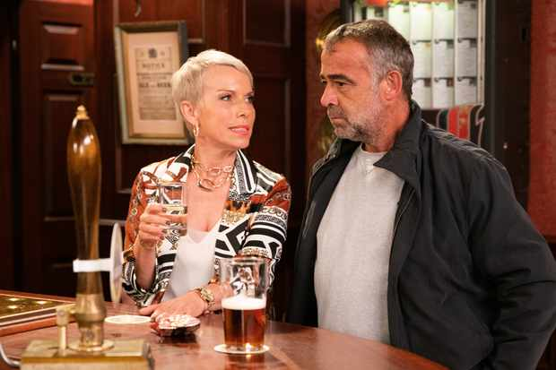 coronation street debbie webster kevin webster