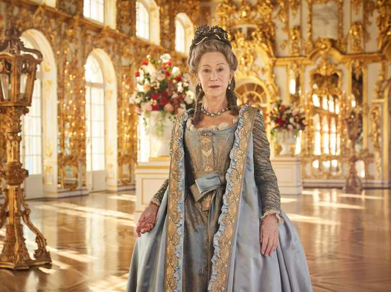 Meet the cast of Sky and NOW TV's Catherine the Great