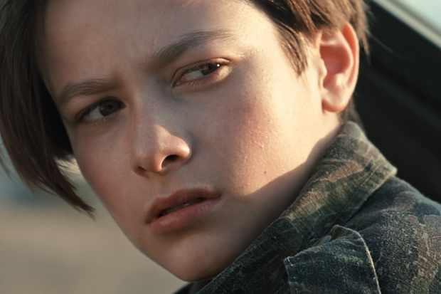 Edward Furlong as John Connor in Terminator 2: Judgement Day