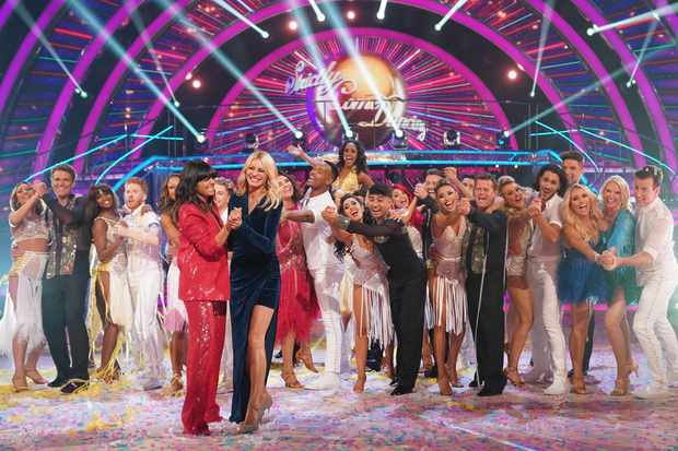 Strictly Come Dancing 2019 launch show