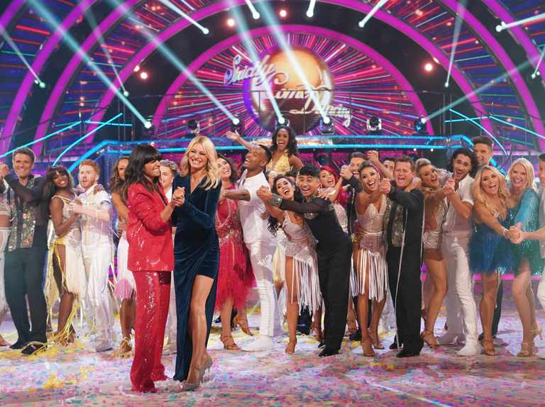 Strictly Come Dancing 2020 Line Up Announced In One Week S Time Radio Times