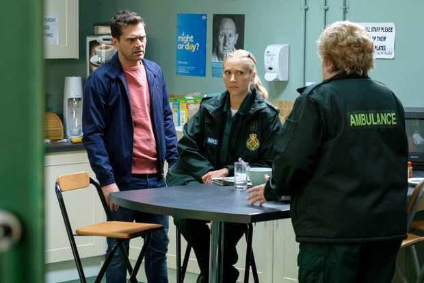 Casualty - Series 34 - EP5