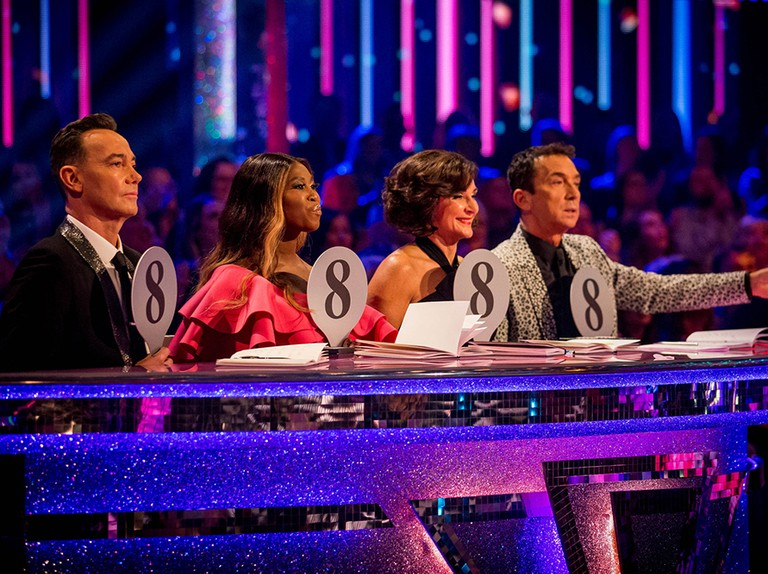 """Strictly judge Motsi Mabuse leaves Neil Jones blushing after """"affair"""" comment"""