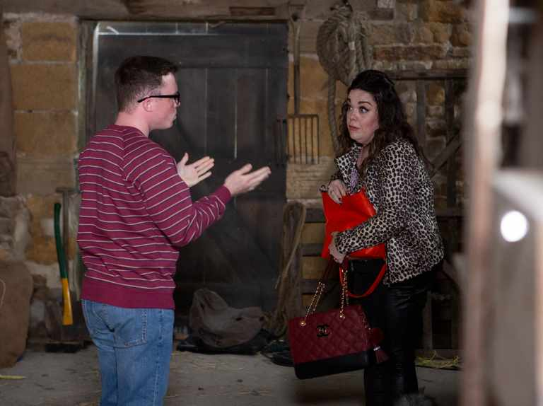 Mandy Dingle returns to Emmerdale, but where has she been? And what is she hiding?