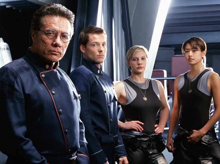 Battlestar Galactica is getting rebooted…again!
