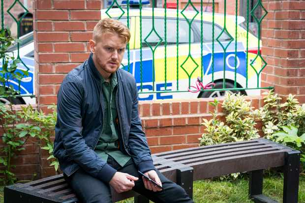 Coronation Street Gary Windass