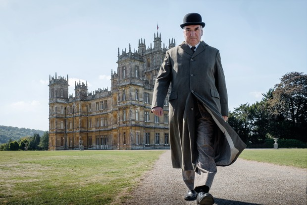 Jim Carter stars as Charles Carson in Downton Abbey