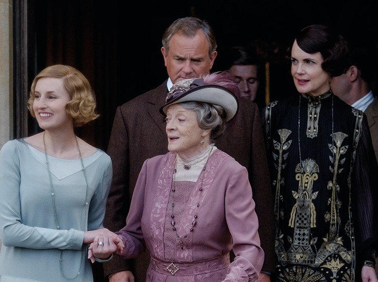 "Julian Fellowes sparks hopes of Downton sequel: ""I'll do me best, guv"""