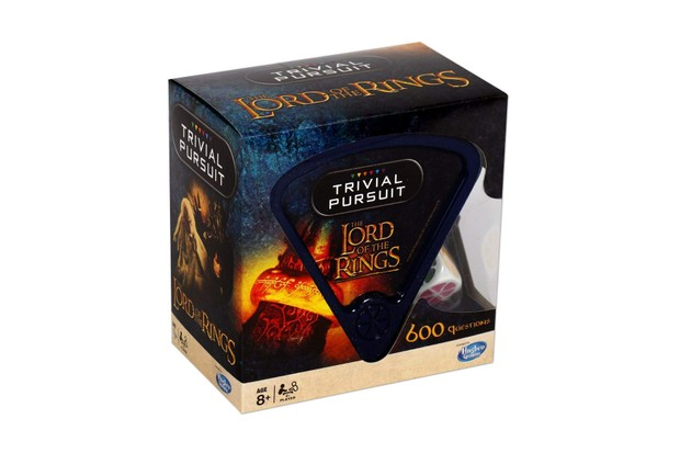 The Lord of the Rings Trivial Pursuit